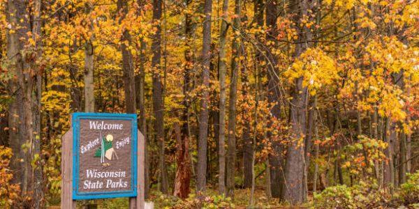 Mejores lugares para acampar en Wisconsin Dells