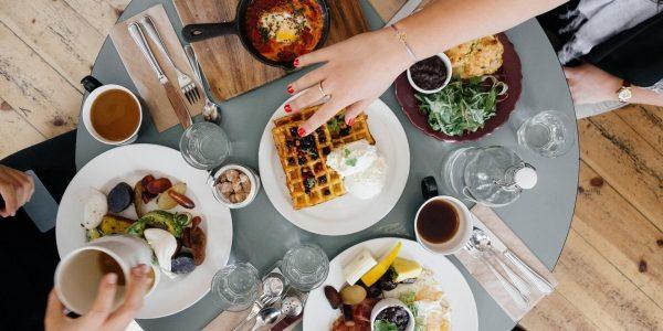 Exquisitas comidas en Nueva York